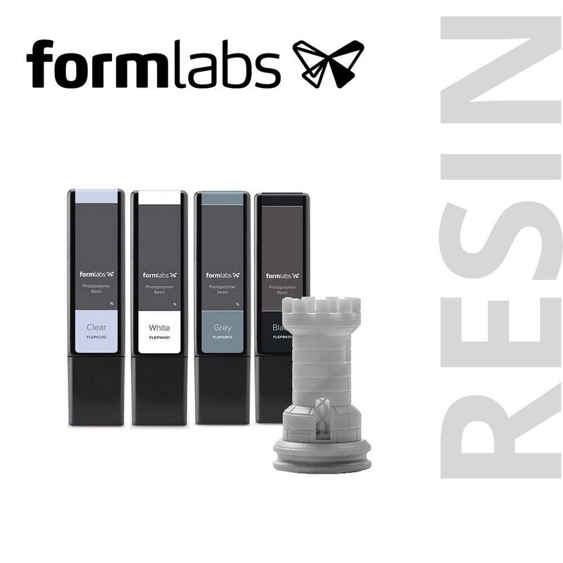Formlabs RESIN für Form 2