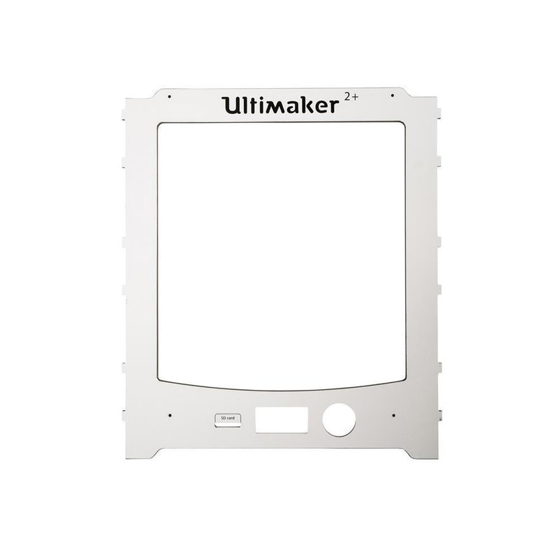 Ultimaker Front Panel UM2+