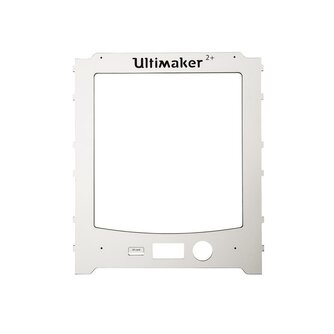 Ultimaker Front Panel UM2 Ext +