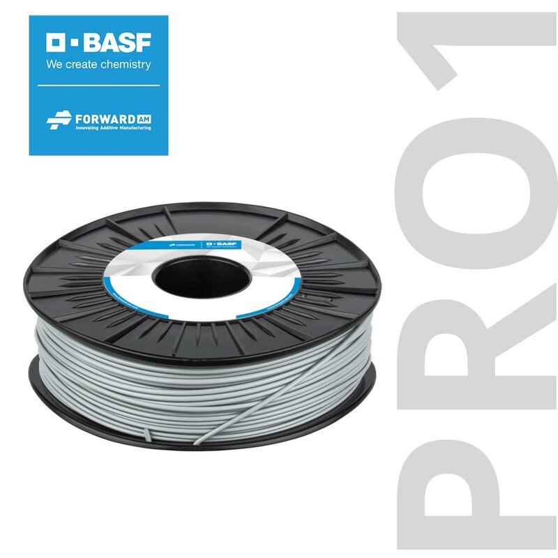 BASF Innofil3D Pro1 Tough PLA Filament
