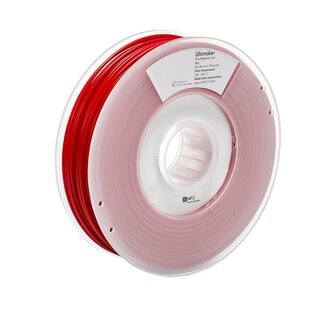 Ultimaker PLA Rot 2,85 mm 750 g