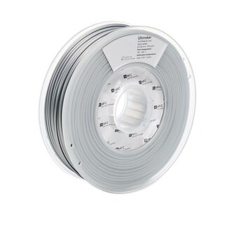 Ultimaker PLA Silber Metallic 2,85 mm 750 g