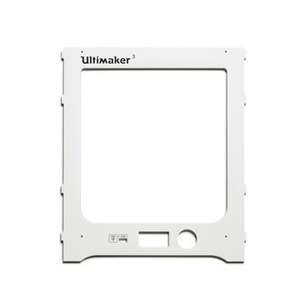 Ultimaker Front Panel UM3