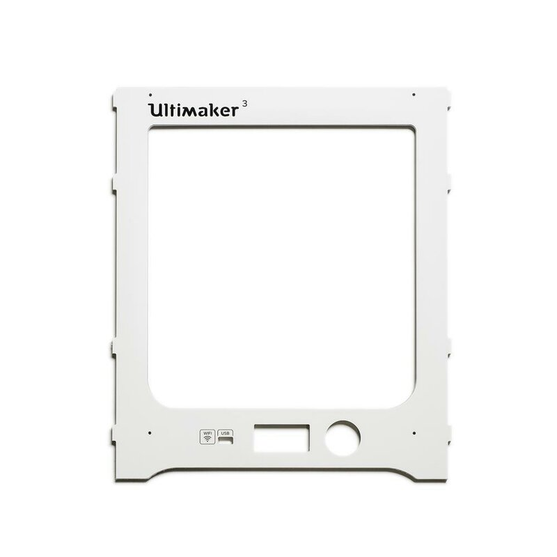 Ultimaker Front Panel UM3 Ext