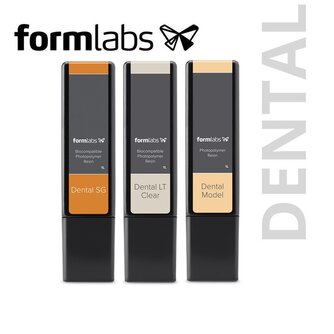 Formlabs RESIN Dental für Form 2