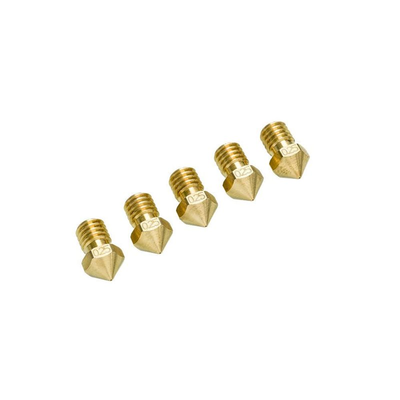 Ultimaker 2+ Nozzle Pack 0,25 mm