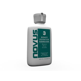 Novus 3 Heavy Scratch Remover 60 ml