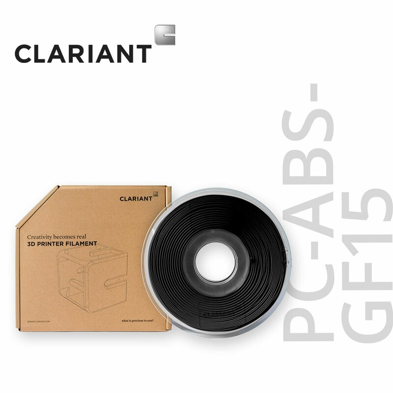 Clariant PC-ABS - GF15 Filament