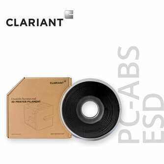 Clariant PC-ABS ESD CNT Filament