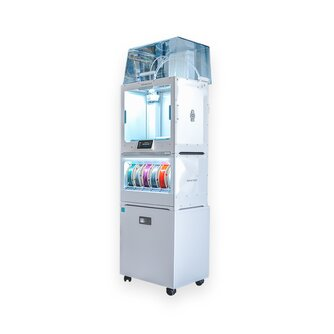 Ultimaker S5 Pro Bundle mit Maertz Cabinet