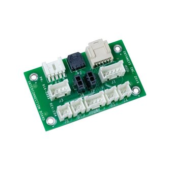 Intamsys Extruder Interconnection Board Pro 410