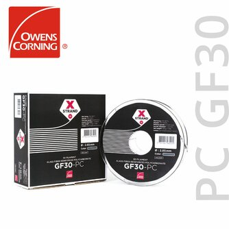 Owens Corning XSTRAND PC GF30 Filament