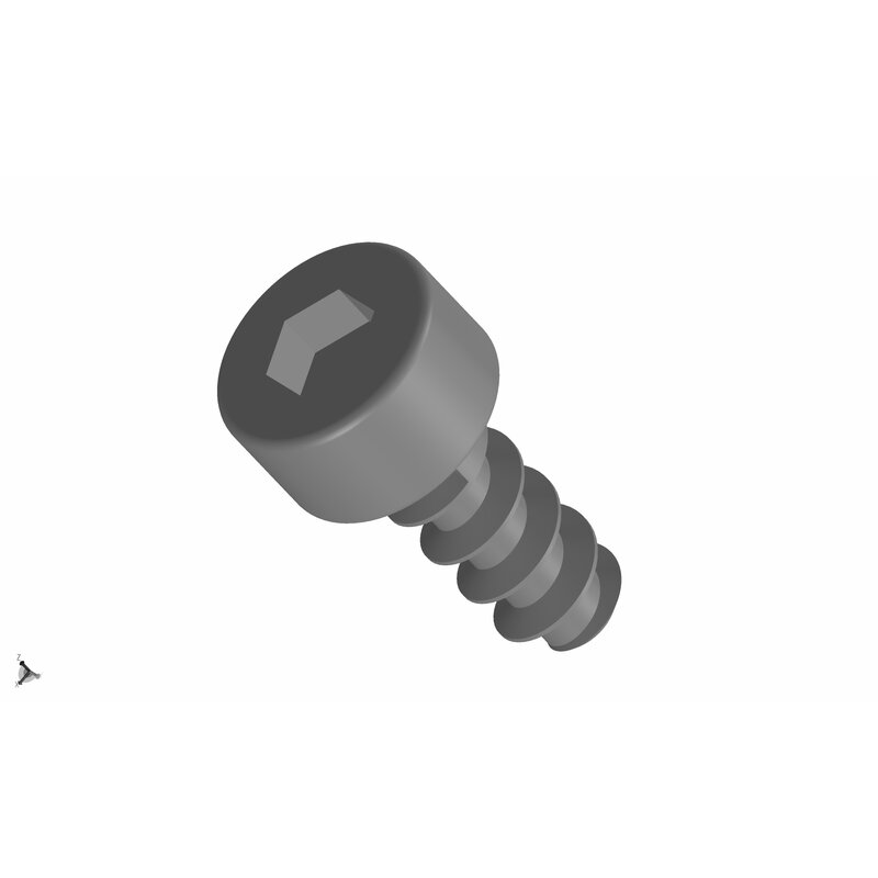 Ultimaker Thread-Forming Screw M2.5x6 S5 AM