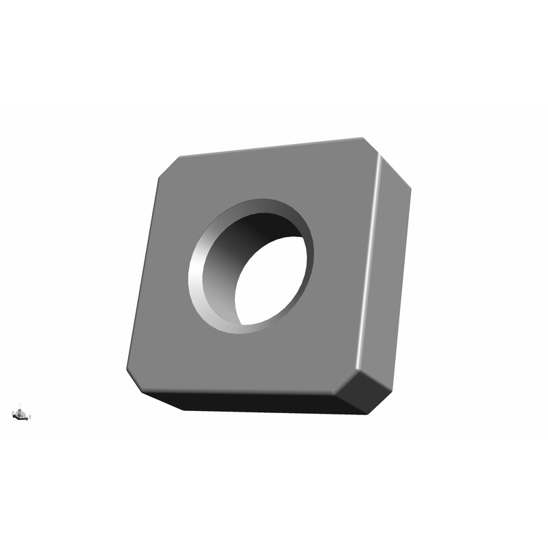 Ultimaker Square Nut M3 S3