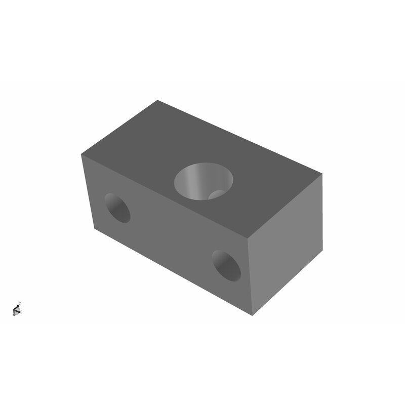 Ultimaker Hinge Block S3