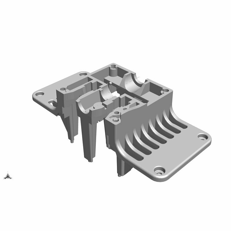 Ultimaker Header Bracket S3