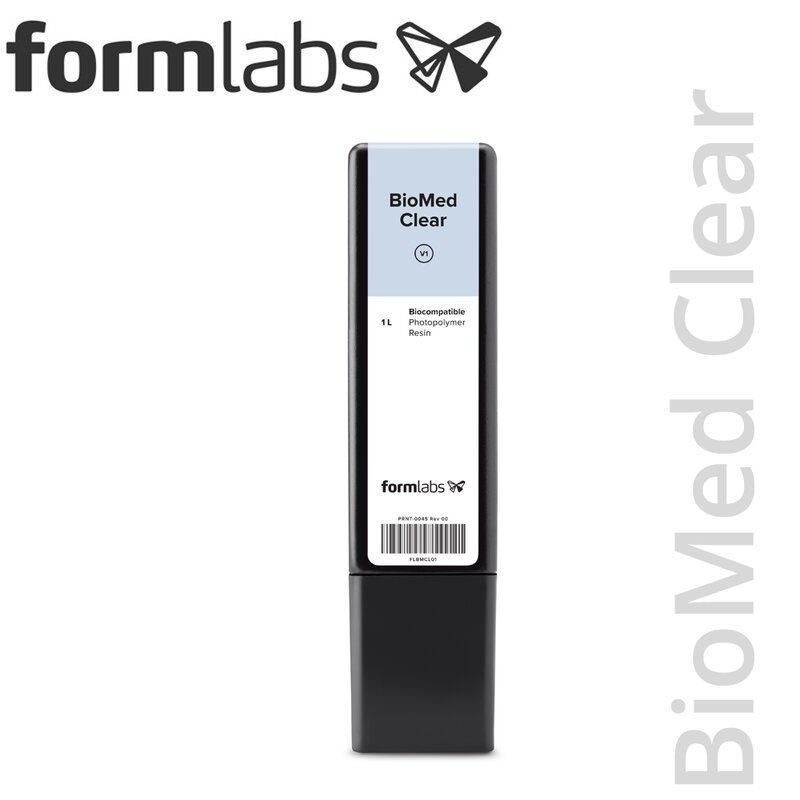 Formlabs RESIN BioMed Clear