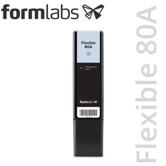 Formlabs RESIN Flexible 80A