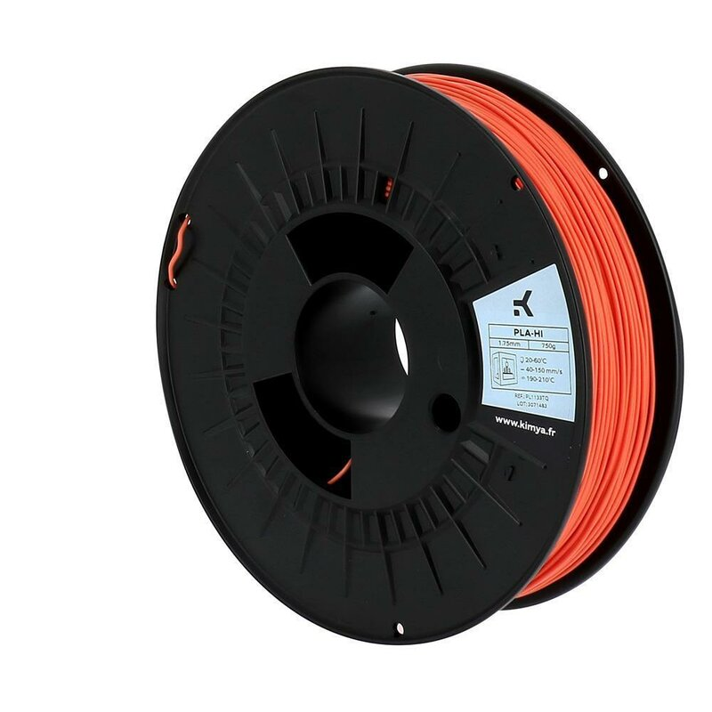Kimya PLA-HI Orange 2,85 mm 750 g