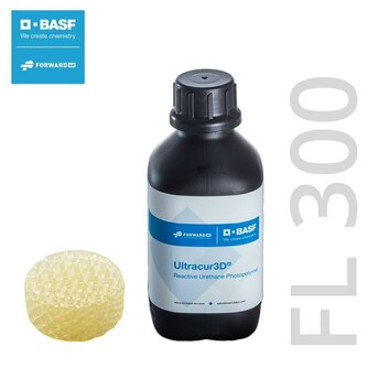 BASF Ultracur3D FL 300 Flexible Resin