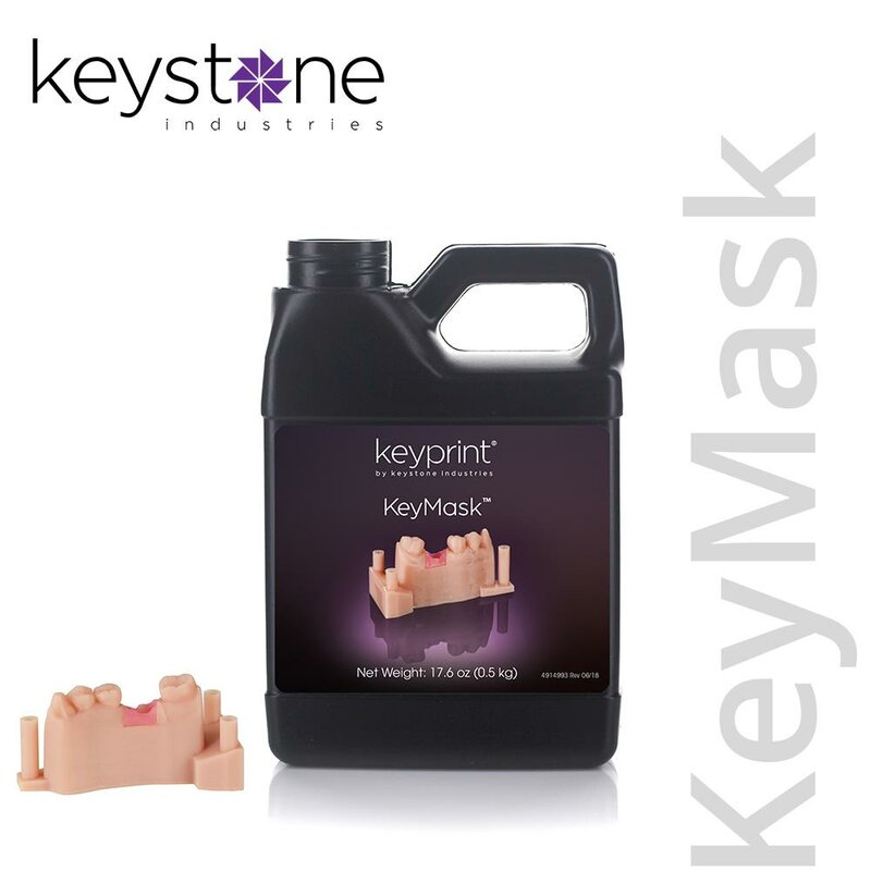 Keystone KeyPrint KeyMask Resin
