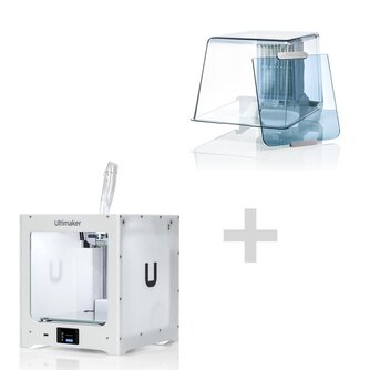 Ultimaker 2+ Connect + Air Manager Bundle